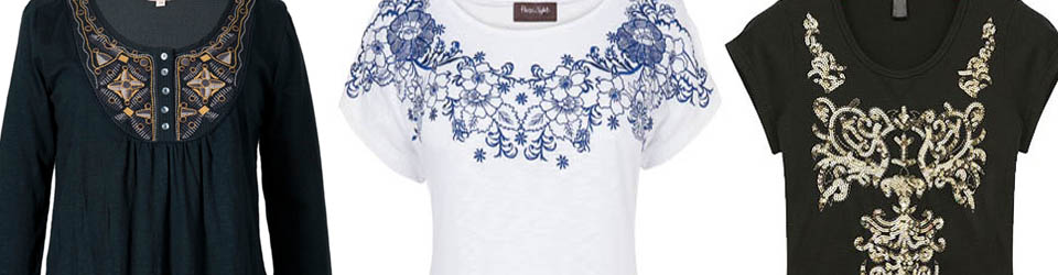 T Shirts Embroidery Dubai